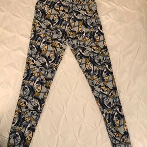 LuLaRoe Disney Evil Witch Snow White Leggings